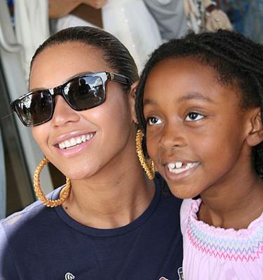 Créoles de Beyoncé
